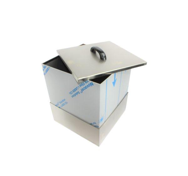 Portable Scraps Bin (sized to order)