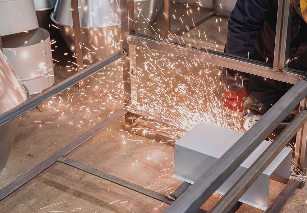 Stainless Steel Fabrication and Design from Mallinson's of Oldham